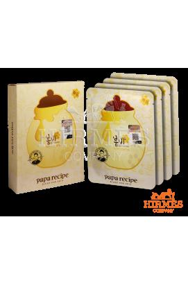Тканевая маска Papa Recipe Bombee Honey Mask с медом и прополисом поштучно