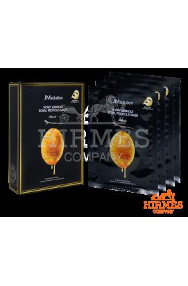 Тканевая восстанавливающая маска JMsolution Honey Luminous Royal Propolis Mask поштучно