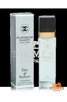 Chanel Egoiste Platinum (тестер) 40 ML