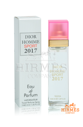 Christian Dior Homme Sport 2017 (тестер) 40 ML
