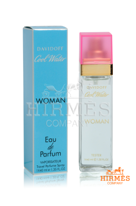 Davidoff Cool Water Woman (тестер) 40 ML