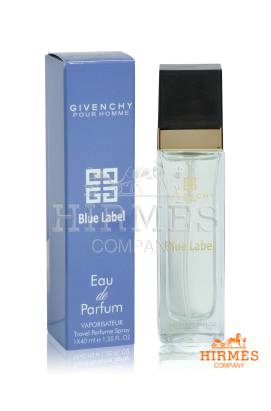 Givenchy Blue Label (тестер) 40 ML
