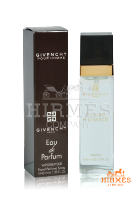 Givenchy Pour Homme (тестер) 40 ML