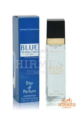 Antonio Banbderas Blue Seduction (тестер) 40 ML