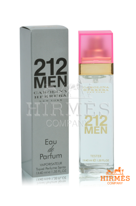 Carolina Herrera 212 Men (тестер) 40 ML
