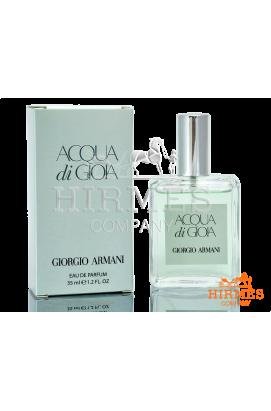 Парфюмированная вода Giorgio Armani Acqua Di Gioia 35 Ml