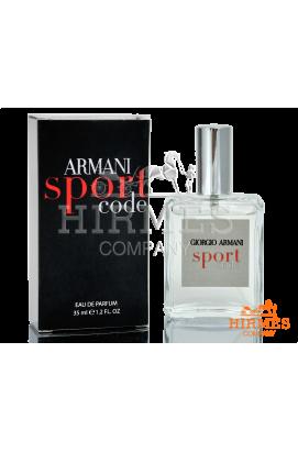 Парфюмированная вода Giorgio Armani Armani Code Sport 35 Ml