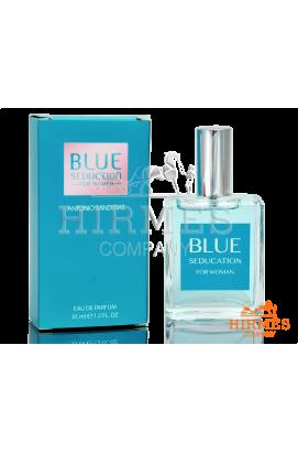Парфюмированная вода Antonio Banderas Blue Seduction For Woman 35 Ml