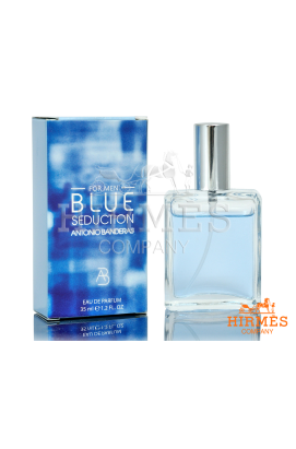 Парфюмированная вода Antonio Banderas Blue Seduction For Men 35 Ml