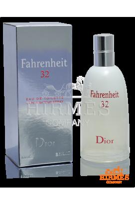 Туалетная вода Christian Dior Fahrenheit 32 100 ML
