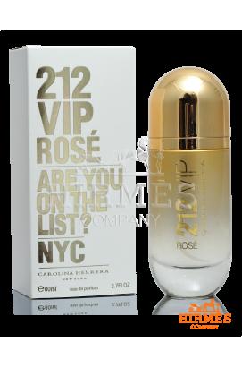 Парфюмированная вода Carolina Herrera 212 Vip Rose в мятой упаковке