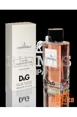 D&G Anthology L`Imperatrice 3 Тестер