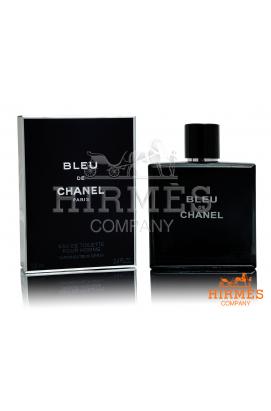 Туалетная вода Chanel Bleu de Chanel в мятой упаковке