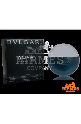Туалетная вода Bvlgari Aqva Pour Homme 100 Ml