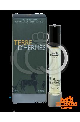Туалетная вода (мини) Hermes Terre dHermes 20 ML