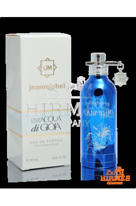 Парфюмированная вода Jeanmishel Love Acqua Di Gioia 90 ML