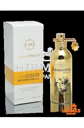 Парфюмированная вода Jeanmishel Love Coco Mademoiselle 90 ML