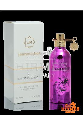 Туалетная вода Jeanmishel Love L`Imperatrice 90 ML