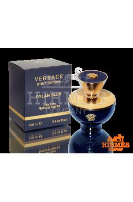 Парфюмированная вода Versace Pour Femme Dylan Blue 100 Ml