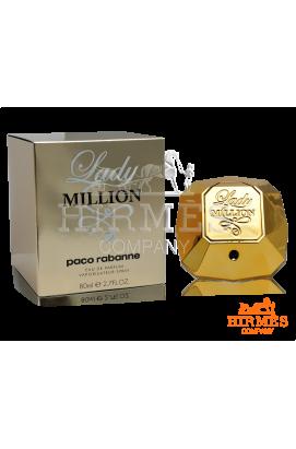 Парфюмированная вода Paco Rabanne Lady Million 80 ML