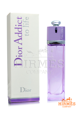 Туалетная вода Dior Addict To Life by Christian Dior 100 Ml