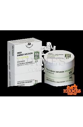 Патчи гидро-гелевые Medi Energy Infusion Eye Mask+ с пептидным комплексом