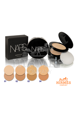 Компактная пудра 2 в 1 Nars Makeup Two