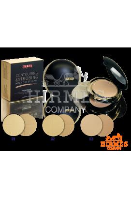 Пудра Pupa Contouring & Strobing Powder Palette