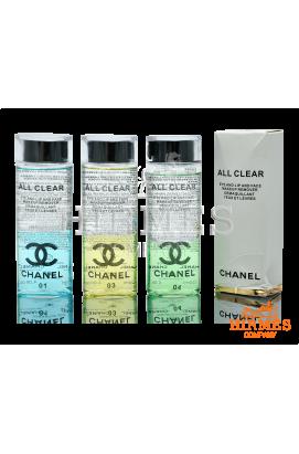 Двухфазный тоник-демакияж Chanel All Clear