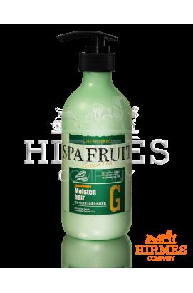 Кондиционер для волос органический с экстактом зелёного чая Spa Fruit Green Tea Conditioner