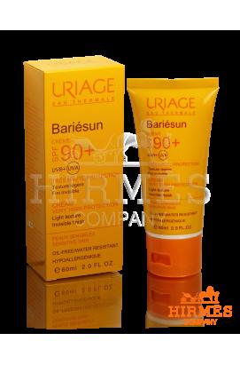 Солнцезащитный крем Uriage Eau Thermale Bariésun SPF 90+