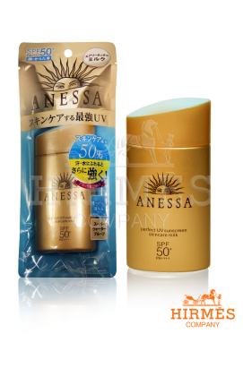 Cолнцезащитное молочко для лица и тела Shiseido Anessa SPF 50+ PA++++
