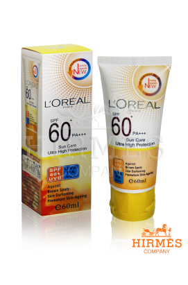 Солнцезащитный крем L`oreal Sun Care Ultra High Protection SPF 60+